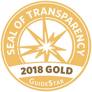 Guidestar 2018 Gold Seal