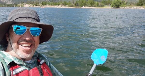 Michael kayaking-1